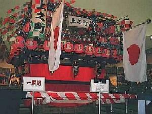 歴史民俗資料館館内写真
