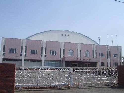 瓜連体育館