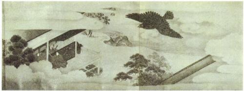 35厳島明神霊験記絵巻