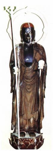40木造地蔵菩薩立像