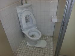 鷺内自治会トイレ改修2