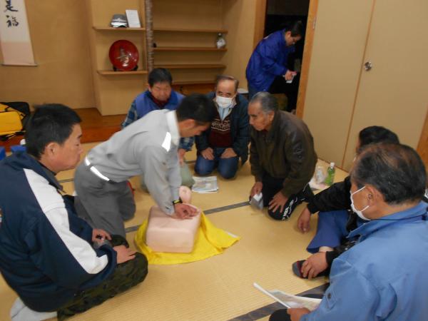 飯田自治会2
