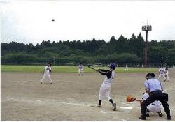 菅谷ソフトボール大会様子