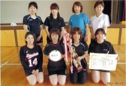 菅谷バレーボール表彰1