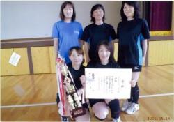 菅谷バレーボール表彰2