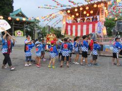 飯田夏祭り2