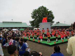 『夏祭り踊り』の画像