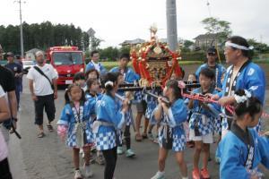 H28飯田夏祭り1