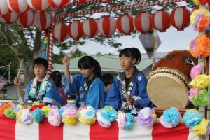 H28飯田夏祭り2