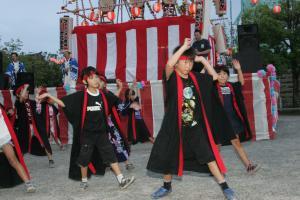 H28飯田夏祭り3