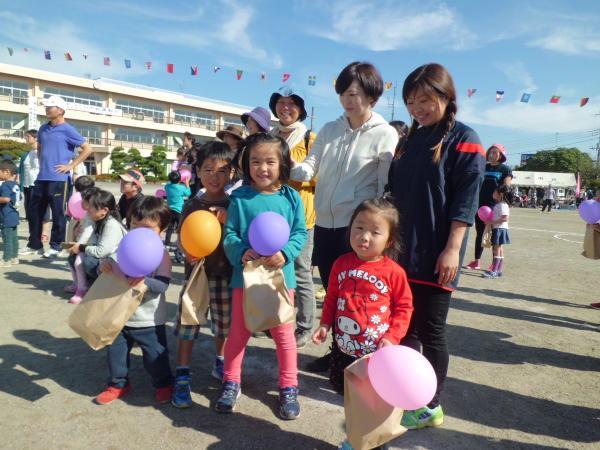 H28菅谷地区市民運動会1