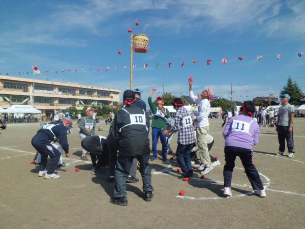 H28菅谷地区市民運動会4