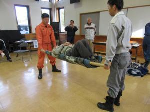 飯田自治会防災訓練1の画像