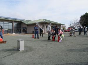 飯田自治会防災訓練4の画像