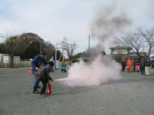 飯田自治会防災訓練5の画像