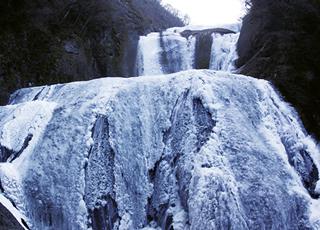いぃ那珂暮らし おでかけスポット 袋田の滝