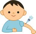 『予防接種』の画像