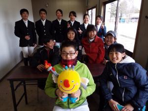 県馬術選手権大会6