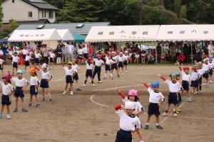 2017横堀小運動会2