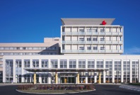 『水戸赤十字病院』の画像