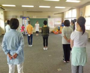 3B体操(2)