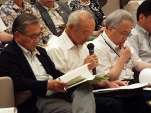 第2回常任委員会及び第2回総会3
