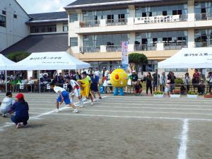 第1中学校体育祭