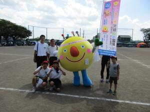 瓜連中学校体育祭