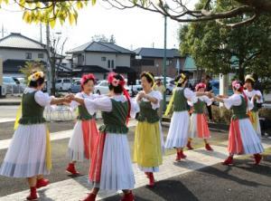 フォークダンス