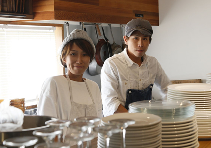 大工とカフェ、二刀流の生活をはじめる。