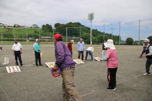 高齢者クラブ活動写真