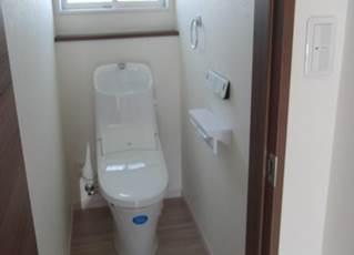 お試し居住施設(トイレ)
