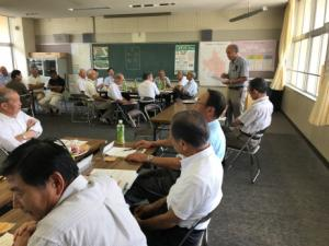グループ代表発表会