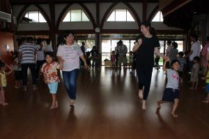 『自由に踊って!』の画像