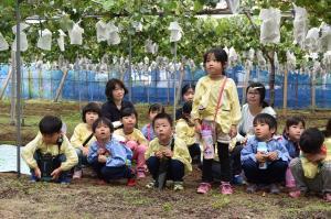 子どもたちから井上さんに質問