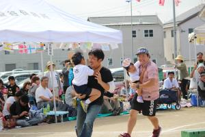 『たんぽぽ組親子競技』の画像