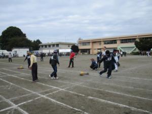 リングボール引き(1)