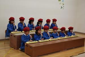 5歳児・鍵盤ハーモニカ