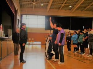選手宣誓(2)