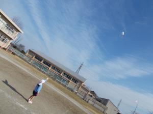 凧揚げ空まで
