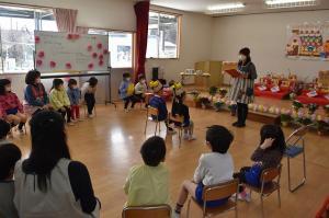 クイズ「五台幼稚園」