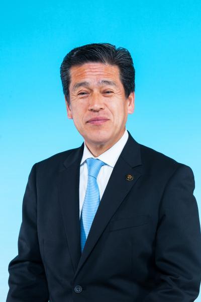 先﨑市長顔写真