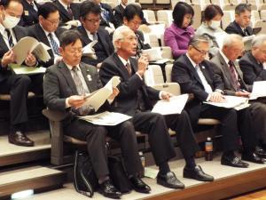 2第4回常任委員会及び第4回総会