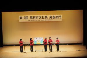 文化祭発表3