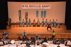 文化祭発表1