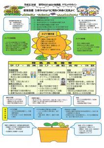 ひまわり幼稚園グランドデザイン