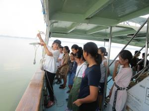 湖上体験1