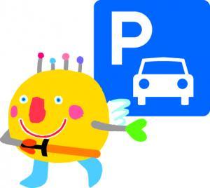 駐車場いばラッキー