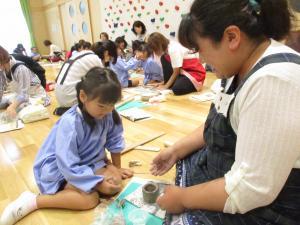 4歳j 陶芸教室