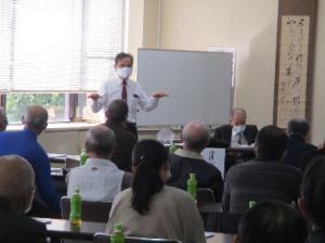 201125仲田昭一先生による講座